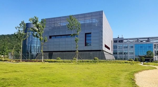 The Wuhan national level-four biosafety lab in Hubei Province [File Photo: Xinhua]