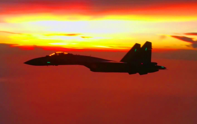 China's Air Force part of joint patrol over S China Sea - China Plus