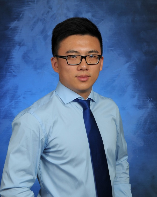 Tiancheng Zhao is a young scholar in the field of deep-learning dialog systems. [Photo: courtesy of Tiancheng Zhao]