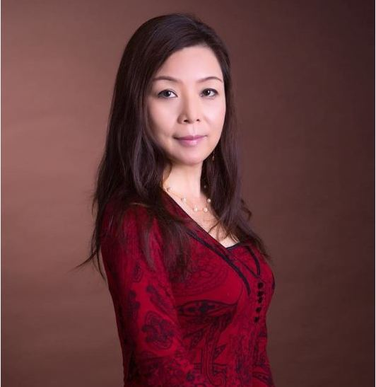 Geng Ling, CEO of China Film Assist [Photo:courtesy of Geng Ling]