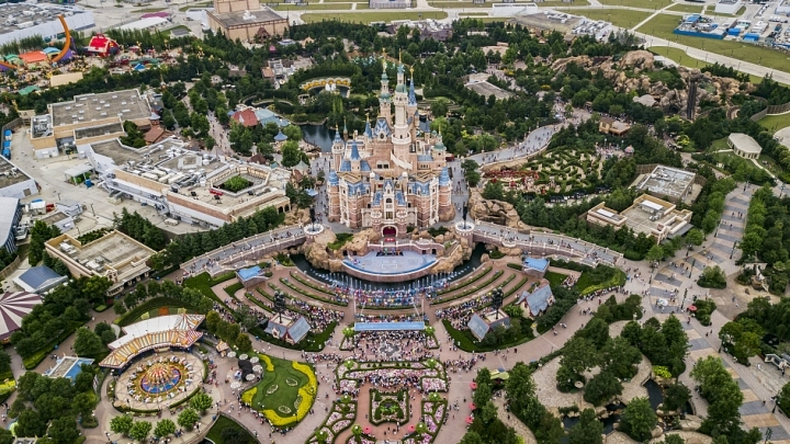 China to become world's largest theme park market by 2020: report