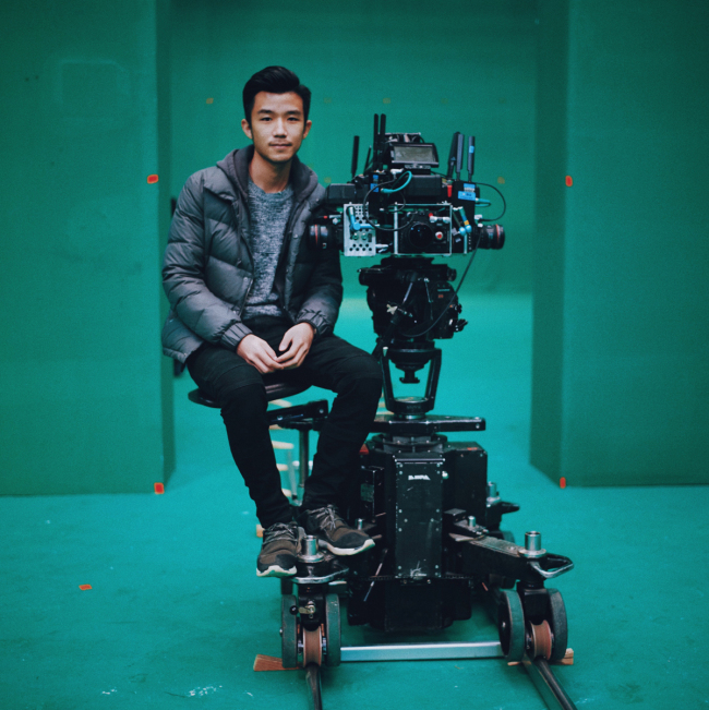 Zhou Yifu: a very real talent in the VR industry
