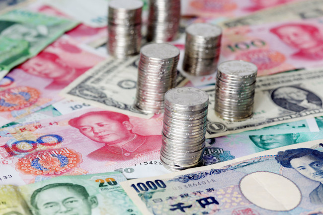 The central parity rate of the Chinese currency renminbi, or the yuan, is 6.6911 against the U.S. dollar on Apr 18, 2019. [Photo: IC]