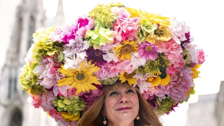 Highlights of 2019 NYC Easter parade and bonnet festival