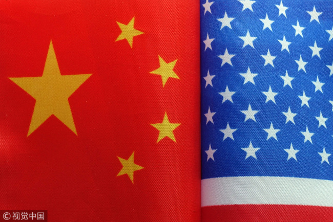 Healthy and stable China-U S  relationship benefits both countries
