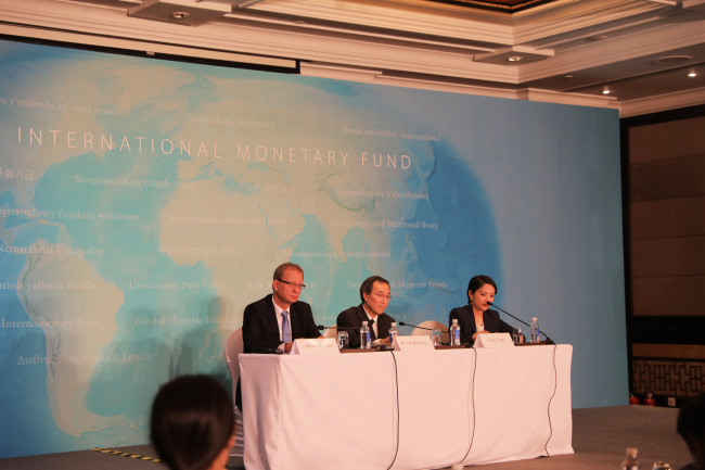 IMF forecasts China's 2019 economic growth to be 6 2