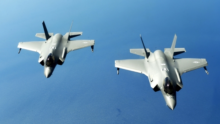 """U.S. begins """"unwinding"""" Turkey from F-35 program over S-400 deal with Russia"""
