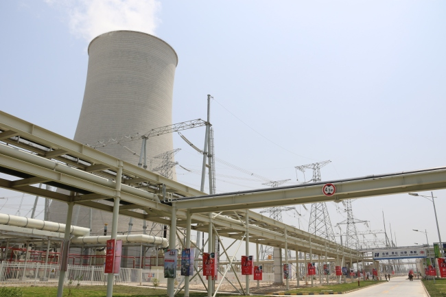 The Sahiwal Coal-fired Power Plant has started its operation since July 2017, which caters for the needs of about 10 million Pakistani people. [Photo: from CRI]