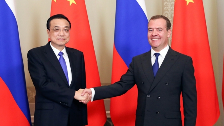 Pragmatism breathes new life into Sino-Russian relations
